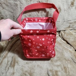 Thirty-One Littles Carry-All Caddy Fun Flurries